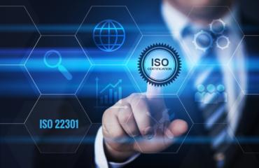 Certificazione ISO 22301
