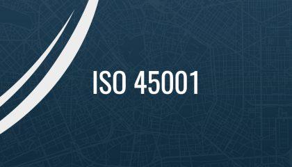 ISO 45001 - ACM