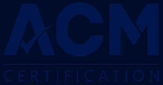 ACM GROUP   Organismo di Certificazione